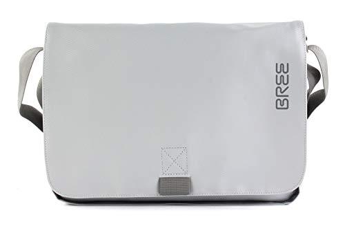 Pnch 62, chrome, shoulder bag W20 BREE Collection Unisex-Erwachsene