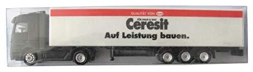 Henkel Nr. - Ceresit - Auf Leistung Bauen - MB Actros - Sattelzug