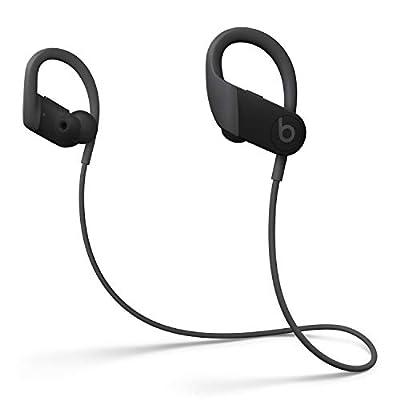 Powerbeats High-Performance Wireless Earphones - Apple H1 Headphone Chip, Class 1 Bluetooth, 15 Hours of Listening Time, Sweat Resistant Earbuds