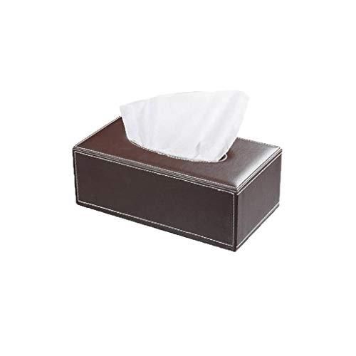 SDENSHI Haftnotizbox Stiftetui Aufbewahrungsbox Einfacher Trend Stapelbarer Schreibtisch Schreibtischzubehör Organizer - Taschentuchbox