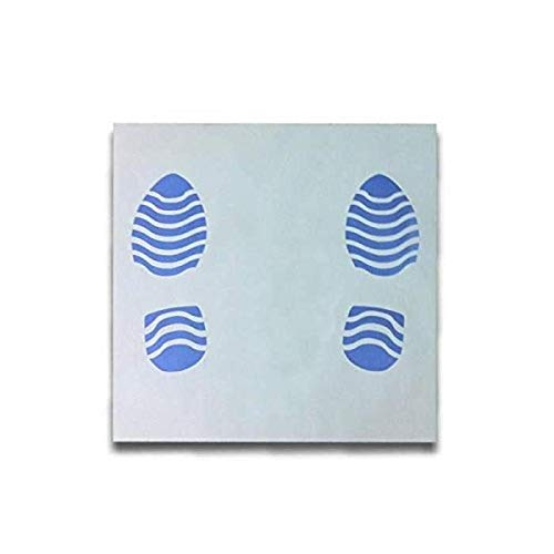 JBM 50409 Tapis de Sol Boite de 250 Papiers
