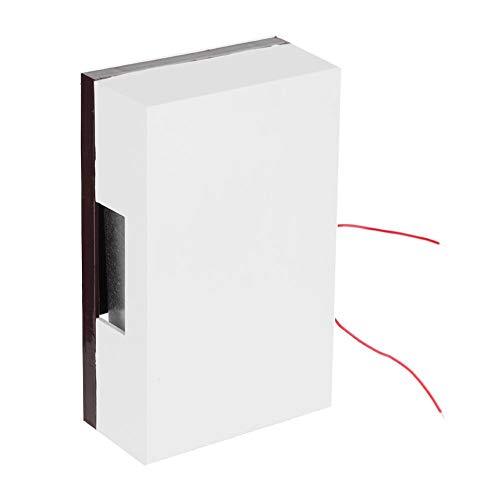 Timbre Cable, Timbre Mecánico Campana Manual Simple