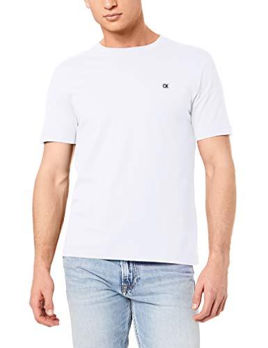 Calvin Klein Jeans Badge Embroidery Reg Camiseta
