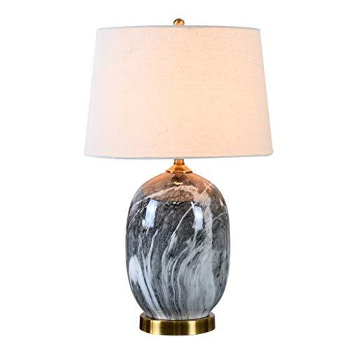 Lampe de table en céramique salon maison chambre lampe de chevet