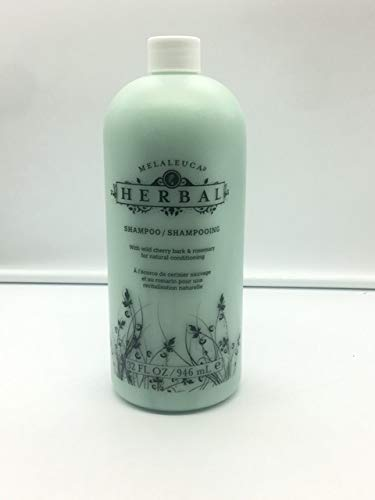 Melaleuca Herbal Shampoo Family Size 32 fl. oz.