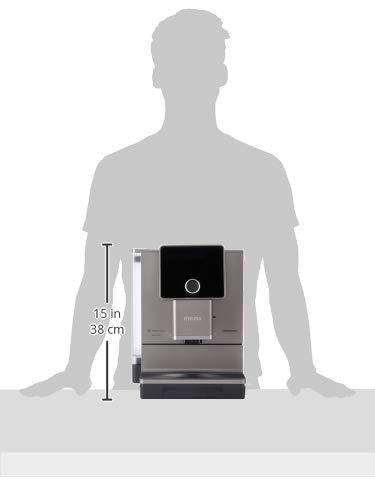 """Der Kaffeevollautomat von <a href=""""https://www.kaffee-kaufhaus.com/marke/nivona/"""">Nivona</a>"""