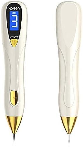GJQASW Beauty-Sommersprossen-Stift, Speckle Sweep FlüssigkristallStückerei Sch eit Instrument Sch eit T ABS Material sechs-Geschwindigkeit Plus eine einstellbare NadelGröße 40  180mm