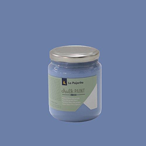 La Pajarita 104037 Pintura para Decoración y DIY, Chalk, 1, Azul Horizonte