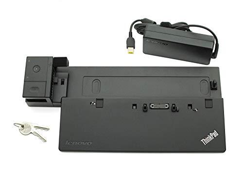 Lenovo SD20F82750 Original Docking Station inkl. Netzteil (90W) Ultra Dock (Generalüberholt)