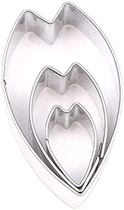 Biscuit Very popular! Cutters Cookie Stamps Fondant Max 76% OFF Silver Mol Embossing Molds