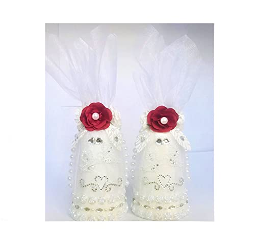 Wedding Sugar Cones - Kale Ghand for Sofreh Aghd - Persian Wedding- Iranian Wedding Ceremony - کله قند سفره عقد برای عروسی ایرانی