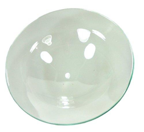 Klares Ersatzglas / Ersatzschale / Glasschale für Duftlampen Ø 11,5 cm