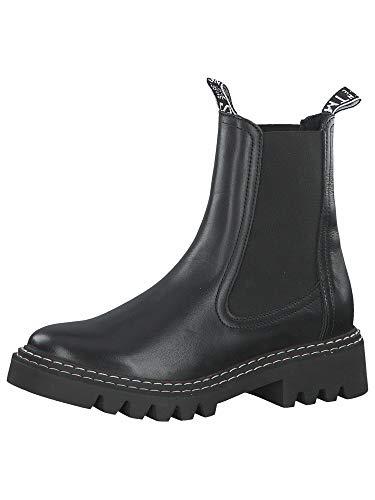 Tamaris Damen 1-1-25455-25 001 Chelsea Boot Removable Sock