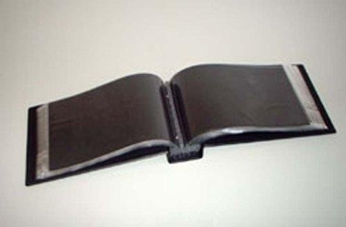 Prophila Kobra pequeño álbum para 100 Tarjetas Postales y Cartas de hasta 190 x 125 mm, Azul