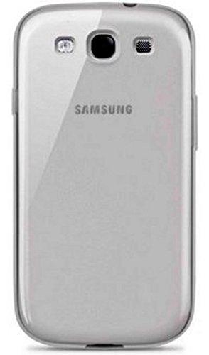 itronik Premium Schutzhülle Hülle Hülle TPU Silikon für Samsung Galaxy S3 i9300 Smartphone - Transparent/Klar