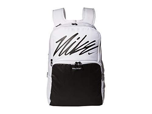 Nike Brasilia XL Backpack White/Black