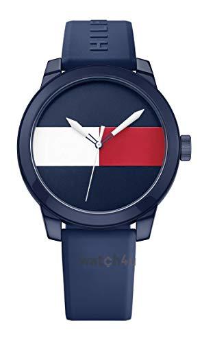 Reloj Tommy Hilfiger para Hombre Cuarzo con Correa en Silicona 1791322