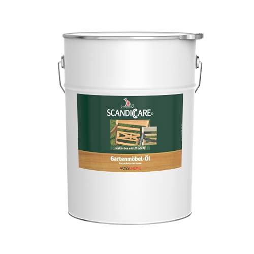 Scandiccare 157831 SC - Aceite para muebles de jardín (10 L)