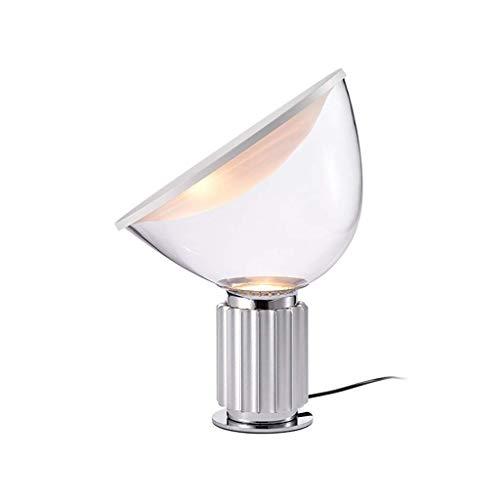 Lámpara de mesa de mesa moderna lámpara de mesa, diseño de mesa de viento industrial inteligente de diseño industrial, escritorio DIRIGIÓ Lámpara de lectura, sala de estar de dormitorio. DIRIGIÓ Luz d