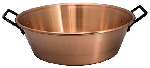 Baumalu 207032 - Pentola per marmellata e conserve, speciale gas, 9 L, 38 cm