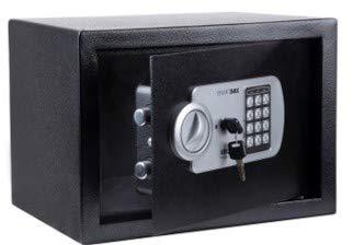 Caja Fuerte Electrónica para hogar y cocina 200 x 300 x 200mm. Smart Box 20EL