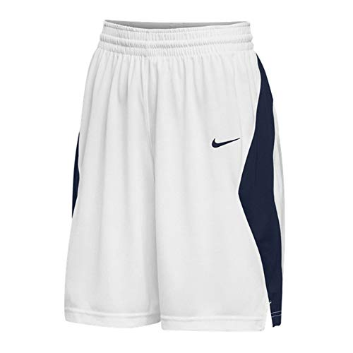 Nike Womens Team Elite Stock Shorts 802355-107 Size M