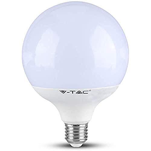 Lampadina LED Chip Samsung E27 18W A++ G120 4000K, Bianco Naturale
