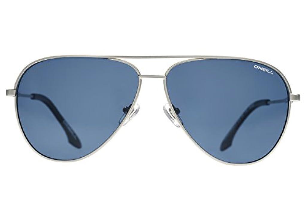 O'Neill Wake 001p Matte Gold Polarized Sunglasses