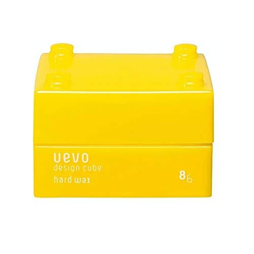 Uevo Design Cube Hair Wax - Hard - 30g