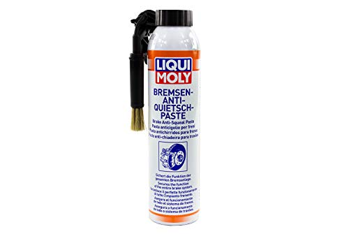 LIQUI MOLY 3074 Bremsen-Anti-Quietsch-Paste (Pinseldose), 200 ml