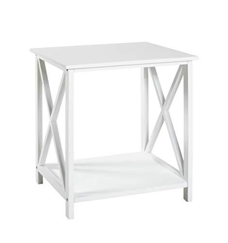 HAKU Möbel Mesa Auxiliar, 40 x 40 x 45 cm