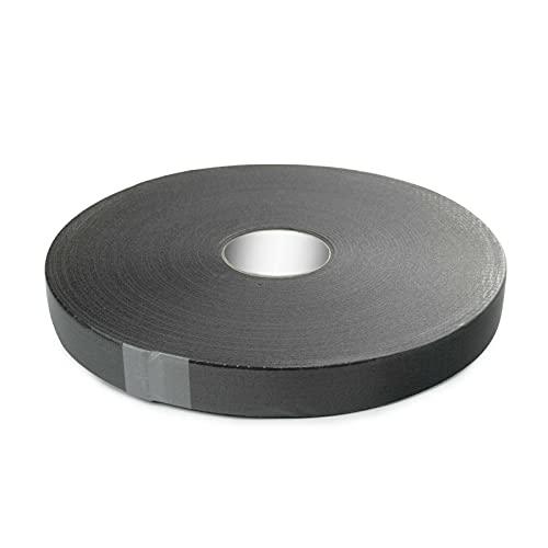 DQ-PP Nageldichtband   60mm x 3mm   4 Rollen (120 Meter)   Trennwandband   Tackerband   Dichtband   Selbstklebendes   Nagelband   Ständerwerkprofil   PE Schaumstoff
