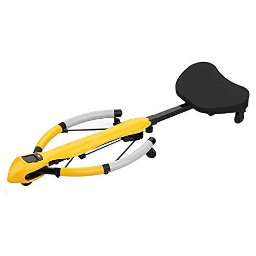 Hammer Vogatore, Compatto for la casa Workout, Smooth Canottaggio Ictus, Il Tono Muscolare Migliorare la Salute del Cuore, Multi-Function Scull Rowing Esercizio Posteriore della Vita Size