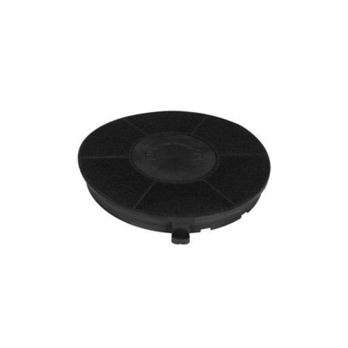 Filtre charbon actif rond diamètre 23,5 cm mod. 48 E-Filter f00572/S Hélices pour hotte d'aspiration mod. Krea et Vega