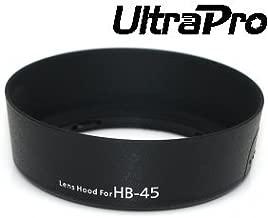 UltraPro Replacement Digital Lens Hood HB-45 for Nikon 18-55mm VR Lens