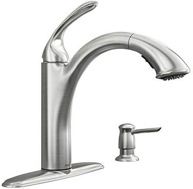 Top 10 Best moen pull out kitchen faucet Reviews