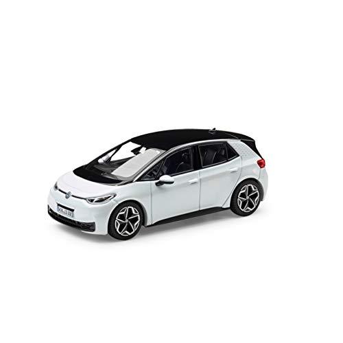 Volkswagen 10A099300EK8 Modellauto ID.3 Gletscherweiß 1:43