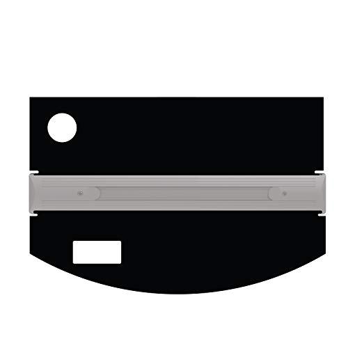 iQuatics Vision 180 Ersatzklappen-Set, kompatibel mit Vision-180, ABS, Pinseal