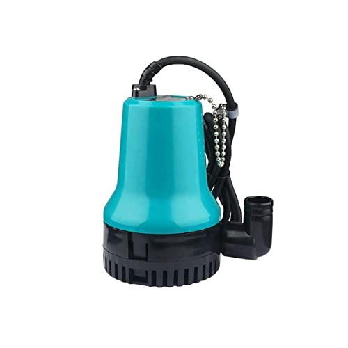 XINTONGSPP Bomba Sumergible, Bomba de Pozo Profundo Sumergible, Bomba de Agua Solar de 50 vatios, Bomba de Estanque Bomba de Agua Solar, para irrigación Estanque de Peces,12V