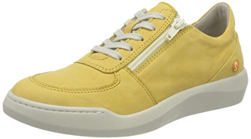 Softinos Blai573sof, Zapatillas Mujer, Amarillo (Bumblebee 003), 39 EU