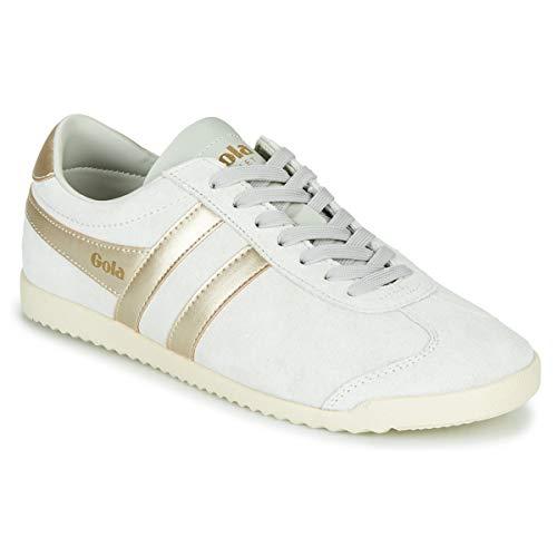 Gola Damen Bullet Pearl Sneaker, gebrochenes weiß, 39 EU