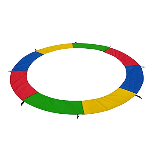 LOVOICE Copertura per trampolino per bambini, copertura per il bordo del trampolino, imbottitura di sicurezza, copertura per molle