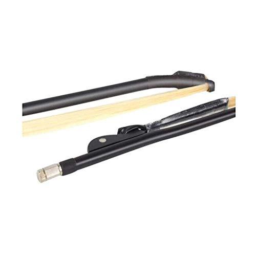 Erhu Bogen, professionelle Leistung Ebony Erhu Instrument, Erhu Schachtelhalm Bogen, Ebenholz Erhu Bogen (Größe: 84cm) HUERDAIIT (Size : 84cm)