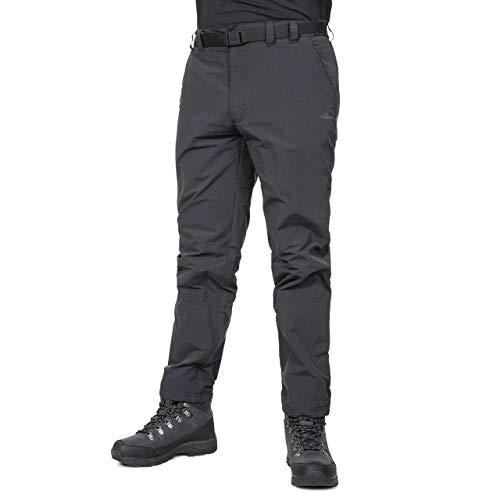 Trespass Clifton Pantalon Homme, Noir, XXXL