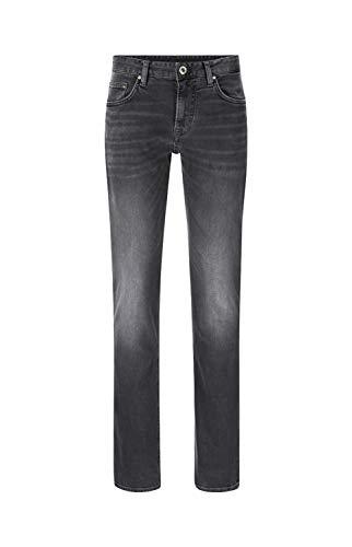 Joop! Jeans Mitch Washed anthrazit modern fit, Farbe:grau, Inch/Längen:W32 L32