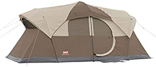 canvas wall tent with sewn in floor