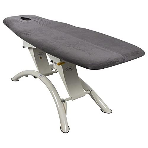 Sport-Tec Massagenliegenbezug mit Nasenschlitzöffnung, 200x65 cm