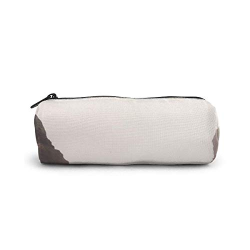 IOPLK Pencil Case/Cosmetic Bag,Iceland Canvas Stationery Stylish Simple Pencil Bag