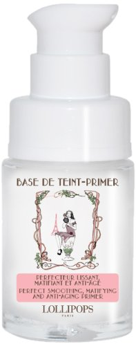 Lollipops Paris Mademoiselle Absinthe Base de Teint - Primer - Make Up - 12ml
