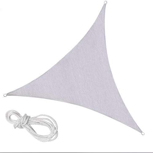 perfecthome Zonnescherm Tuin Waterdichte Polyester Doek Jib Zeil Oxford Doek Luifel Zeil 222 Meter